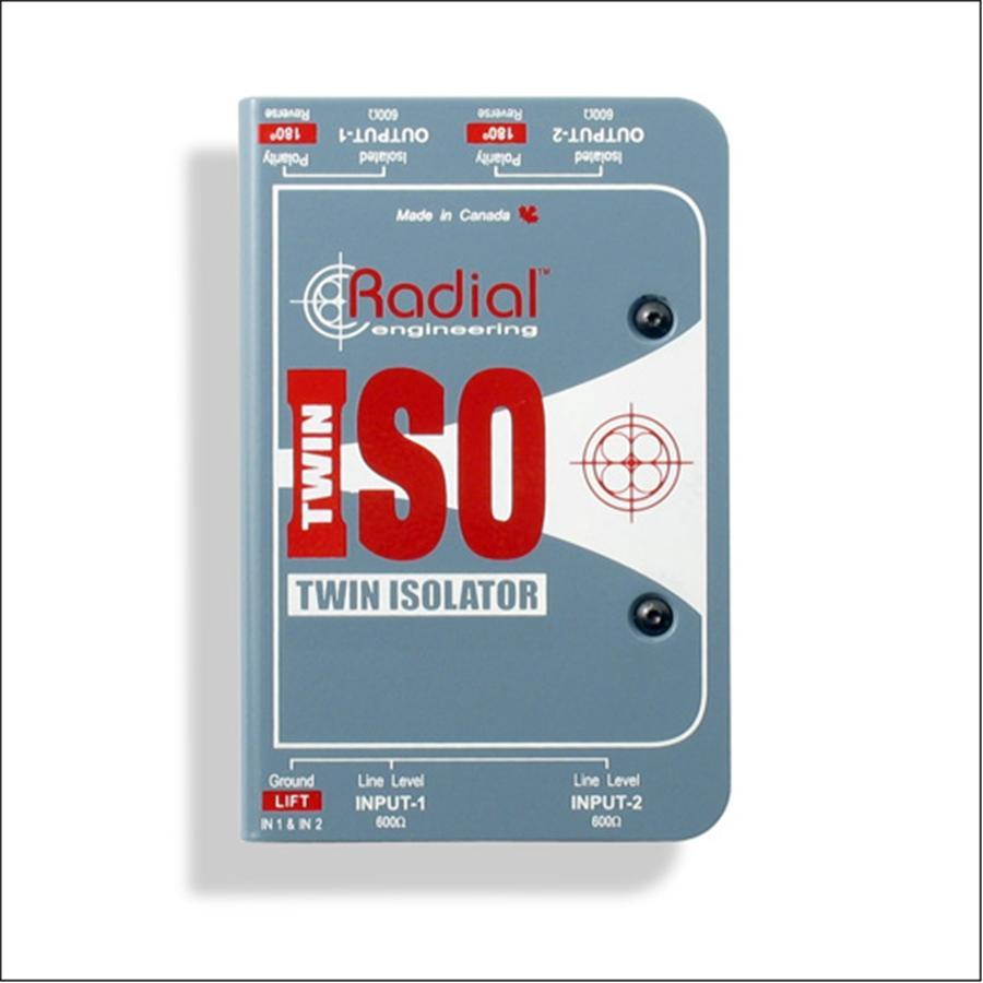 Radial TWIN ISO
