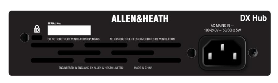Allen&Heath DX-HUB