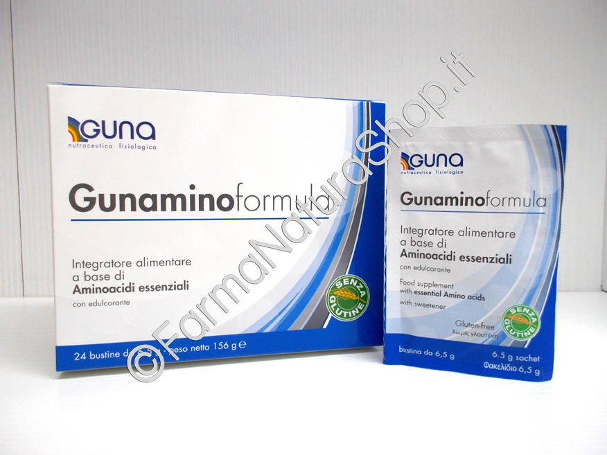GUNAMINO FORMULA 24 Bustine
