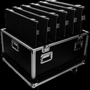 Flight Case per moduli APIX6T