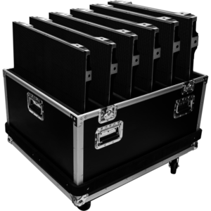 Flight Case per moduli APIX6T