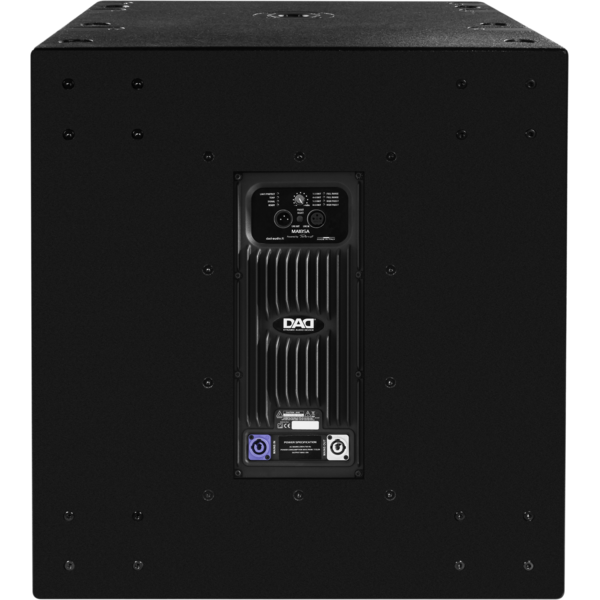 DAD Line Array Subwoofer MA18SA