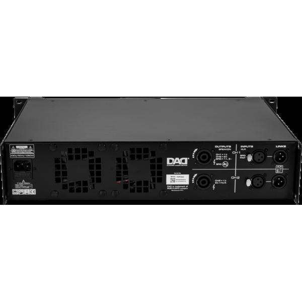 DAD amplificatore DSP2000