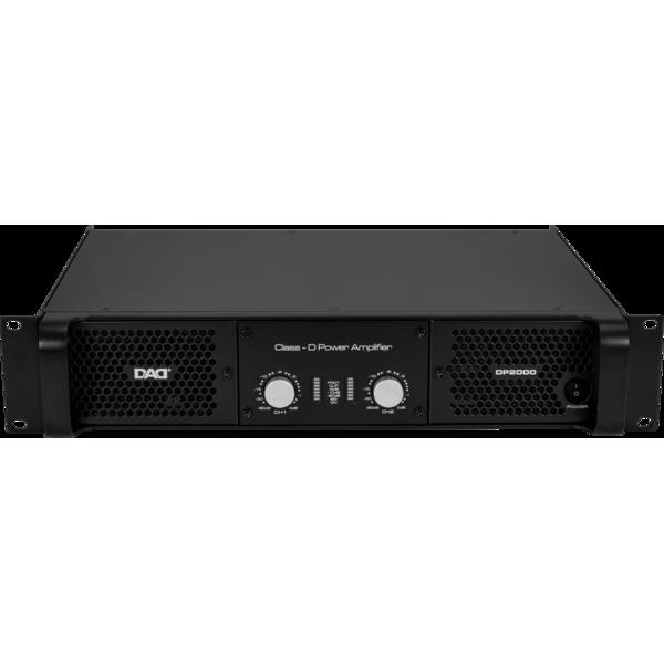 DAD amplificatore DP2000