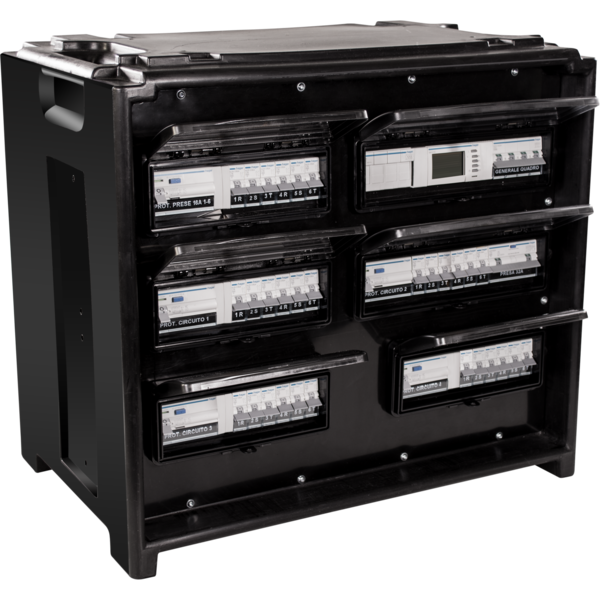 Power-Box 63A 5P PBC63614