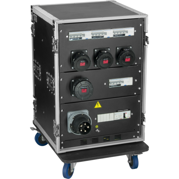 Power-Box 125A 5P PBS12510