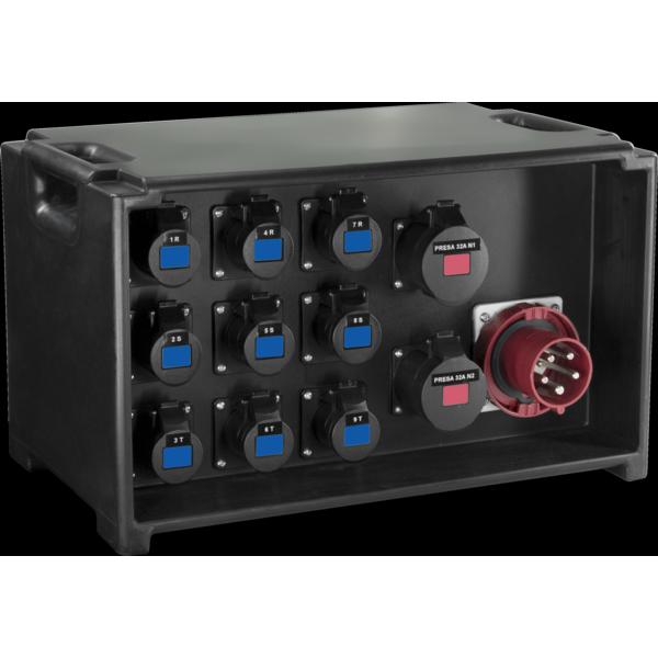 Power-Box 63A 5P PBC6343
