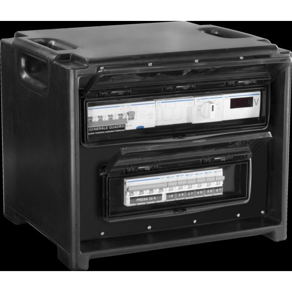Power-Box 32A 5P PBC3210