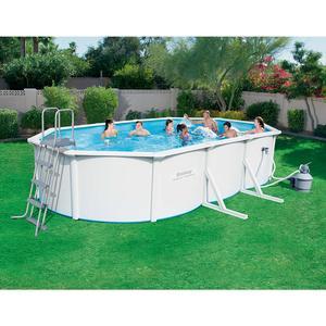 pool pompa hook up