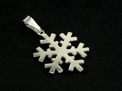 Ciondolo Fiocco di neve