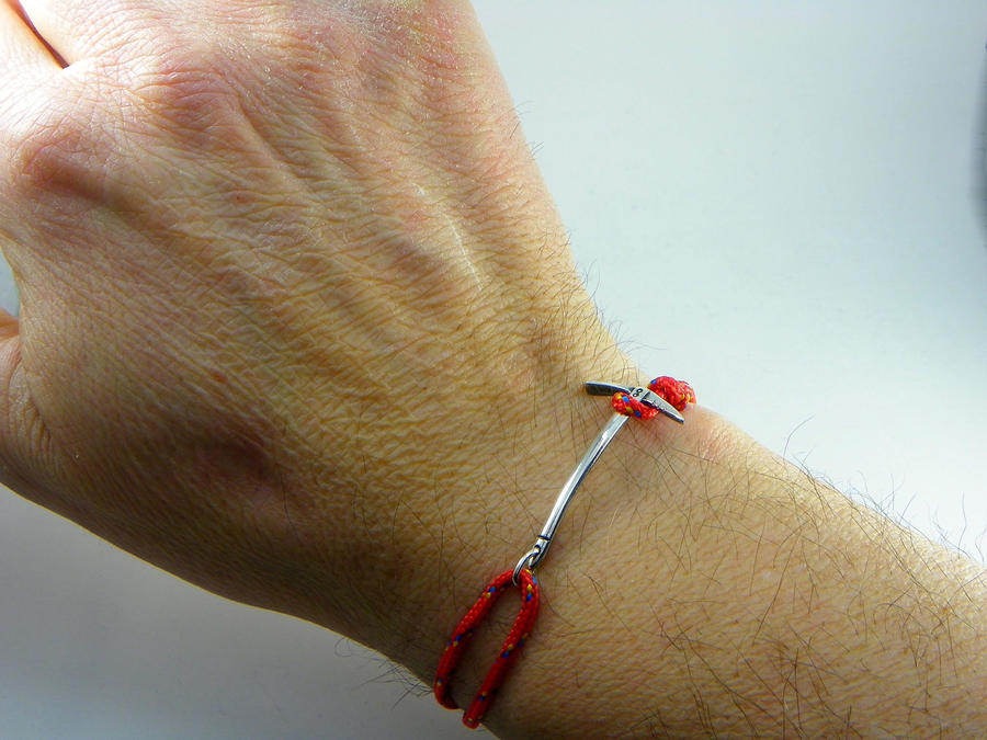 Ice ax classic bracelet