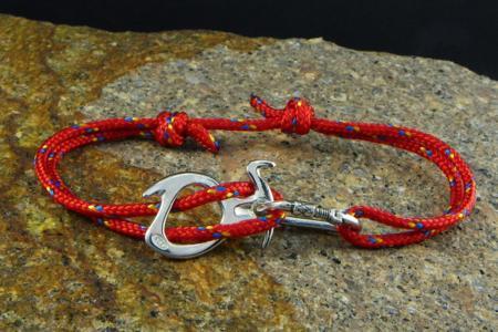 Bracelet Piranha + Carabiner sm.