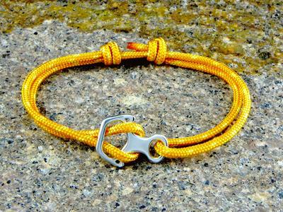 "Bracelet Climber Figure 8  ""EDW"""