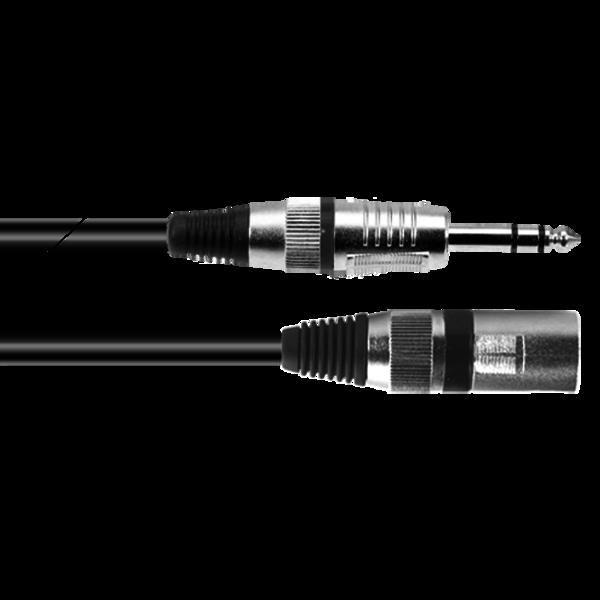 ProAudio PLAY13333 series - Cavo audio XLR (M)-JACK ST (M)