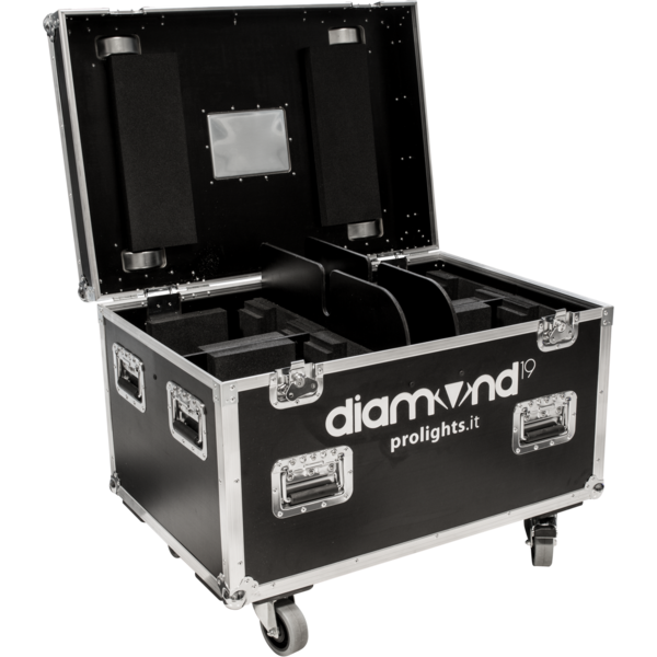 Roadcase per teste mobili ProLights DIAMOND19