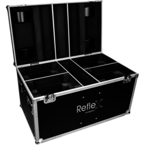Roadcase per teste mobili ProLights REFLEX