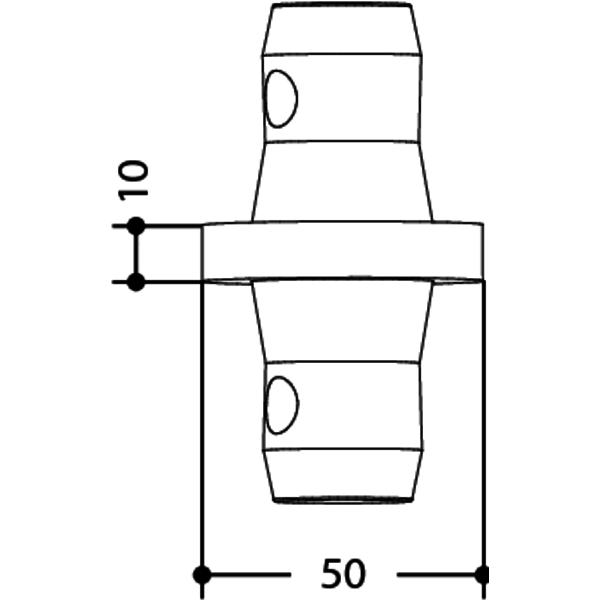 SPACER Series - Distanziatore Maschio