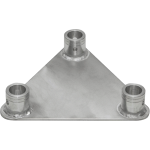 STFP - Base da terra per tralicci in alluminio a sezione triangolare serie ST.