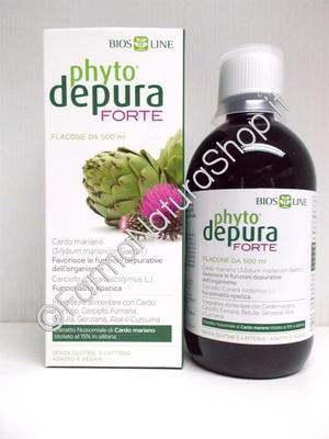 PhytoDepura® Forte liquido