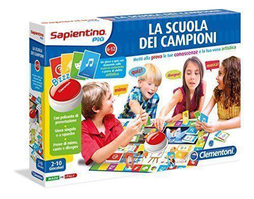 Sapientino 11299 Gioco Educativo La Scuola dei Campioni Sapientino Piu