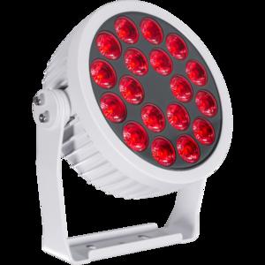 ARCPAR18 - Proiettore Wash LED per uso architettonico