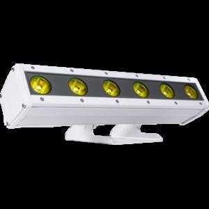 ARCSHINE6 - Proiettore Washer Lineare LED per uso architettonico