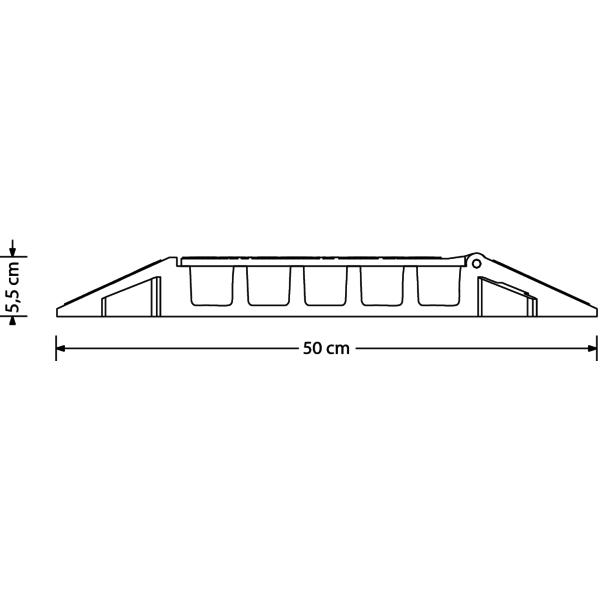 ProTruss CC535 - Pedana Passacavo