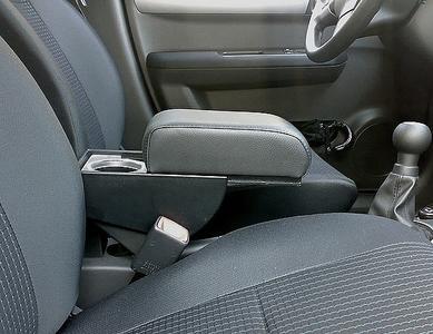 Bracciolo regolabile con portaoggetti per Suzuki Ignis (dal 2016)