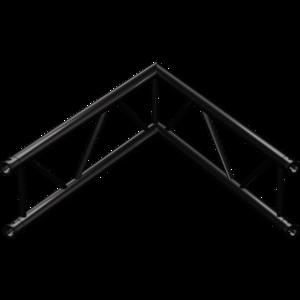 ProTruss SF30L2060B - Giunzione Angolare 60° BLACK