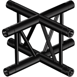 ProTruss SF30T3B - Raccordo a X BLACK