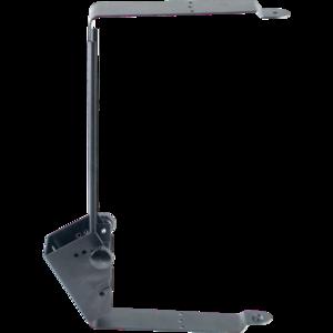ProAudio AS285 - Supporto in metallo a parete per casse acustiche