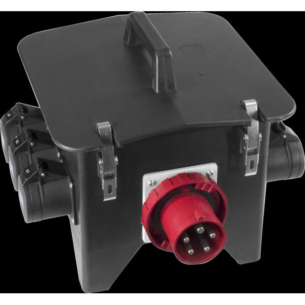 Power-Box 63A 5P PBL6376