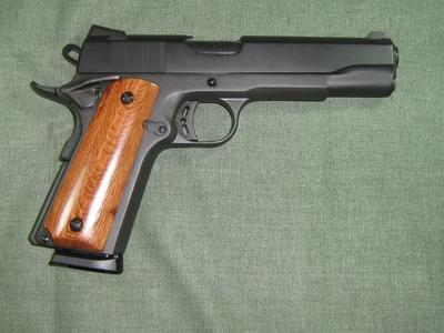 Pistola Semiautomatica Rock Isalnd Armory Mod. 1911 Tactical Ii