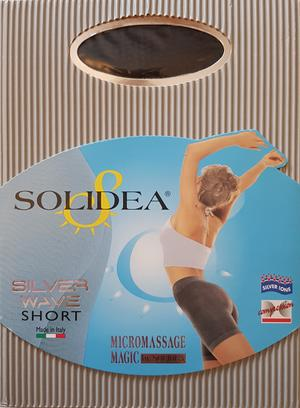 SOLIDEA SILVER WAVE MICROMASSAGE MAGIC mod. SHORT colore NERO