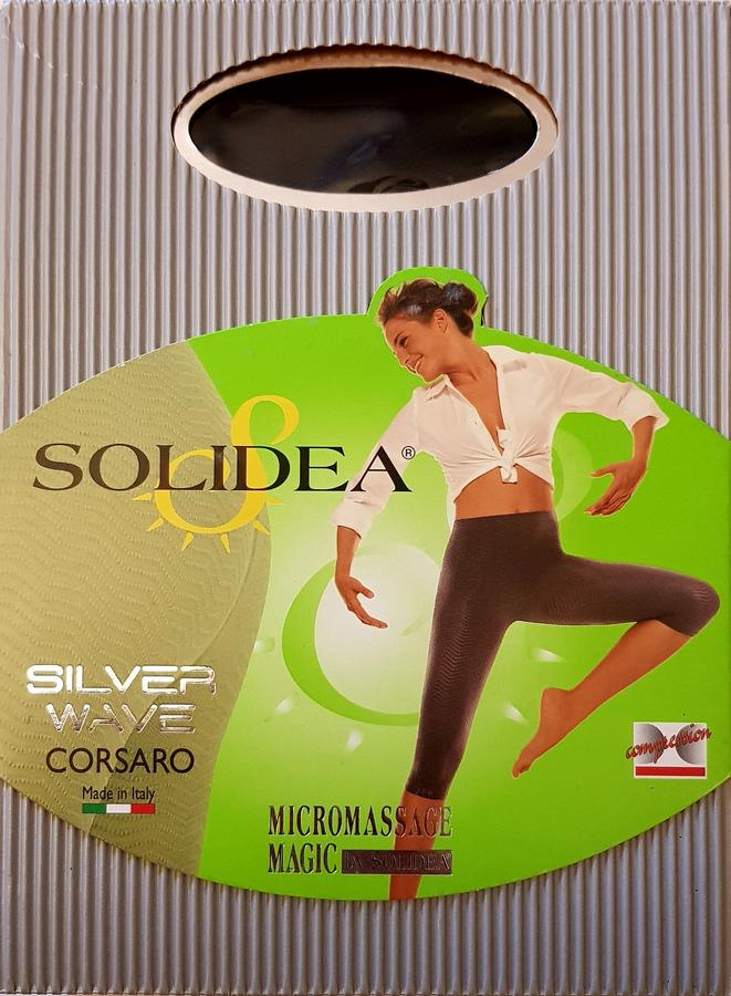 SOLIDEA SILVER WAVE MICROMASSAGE MAGIC mod. CORSARO colore NERO