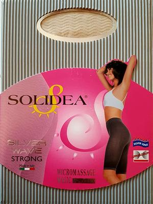 SOLIDEA SILVER WAVE MICROMASSAGE MAGIC mod. STRONG colore CHAMPAGNE