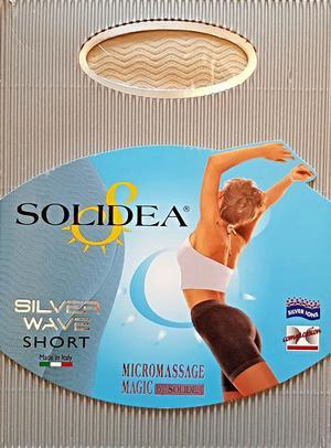 SOLIDEA SILVER WAVE MICROMASSAGE MAGIC mod. SHORT colore CHAMPAGNE
