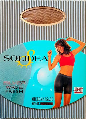 SOLIDEA SILVER WAVE MICROMASSAGE MAGIC mod. FRESH colore SABBIA