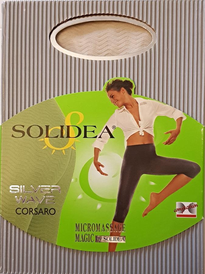 SOLIDEA SILVER WAVE MICROMASSAGE MAGIC mod. CORSARO colore CHAMPAGNE