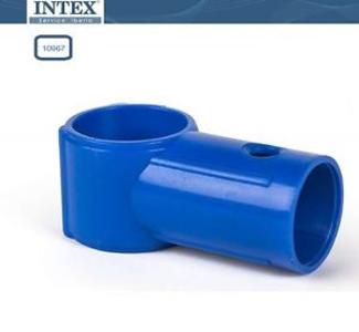 10967 giunto a T x piscina frame rettangolare 220×150 – 260×160 – 300×200 cm INTEX
