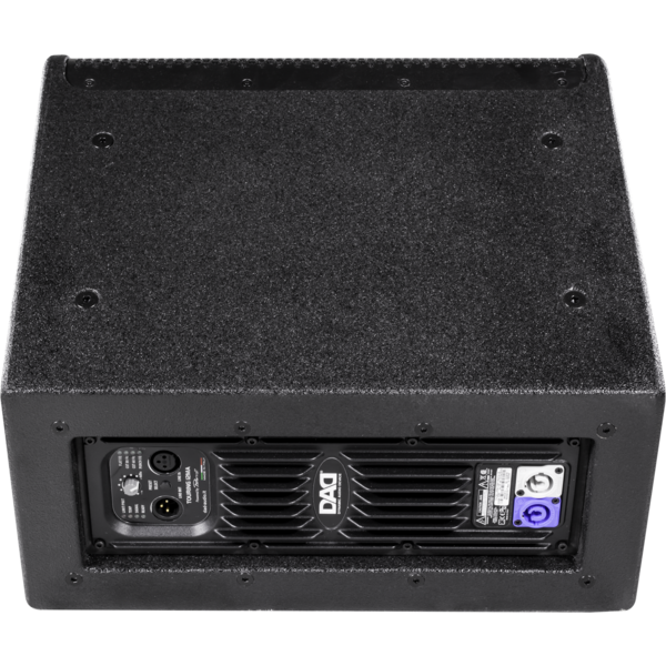 DAD Touring12MA - Monitor Attivo 2 vie da palco in Classe D