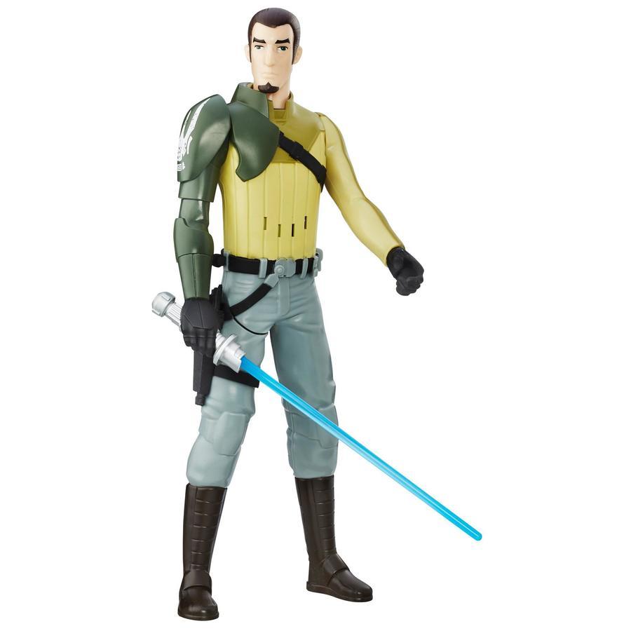 Hasbro B7285 Star Wars Cavaliere Jedi Kana Jarrus Gioco  Elettronico Luci e Suoni