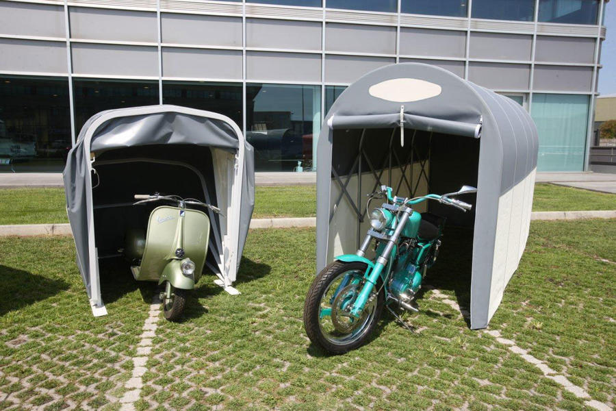Box MOTO TUNNEL