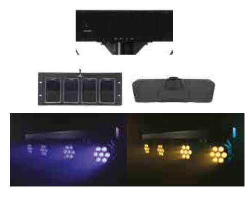 Sagitter LED KIT 7 BAT