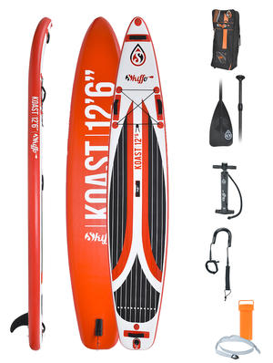 SUP KOAST - Tavola Stand Up Paddle High Performance 381 x 76 x 15 cm
