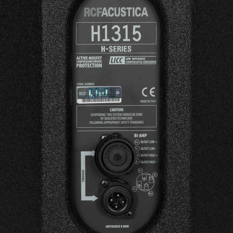 RCF H1315 WP