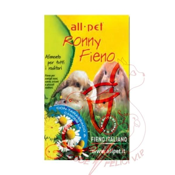 All Pet Ronny Fieno con Tarassaco & Camomilla