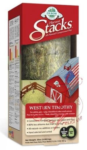 Oxbow Harvest Stacks Western Timothy