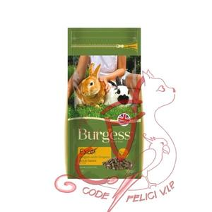 Burgess Adult Rabbit Nuggets with Oregano • 2,00 kg. - Scadenza Breve