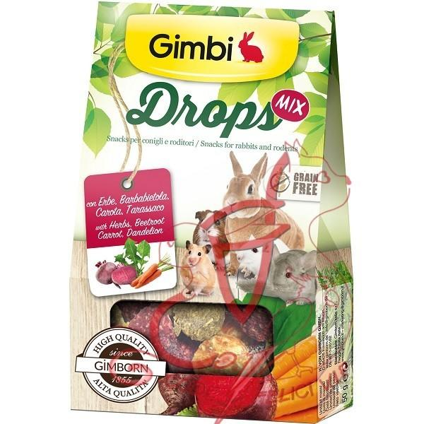 Gimborn Grain Free - Gimbi Drops Mix